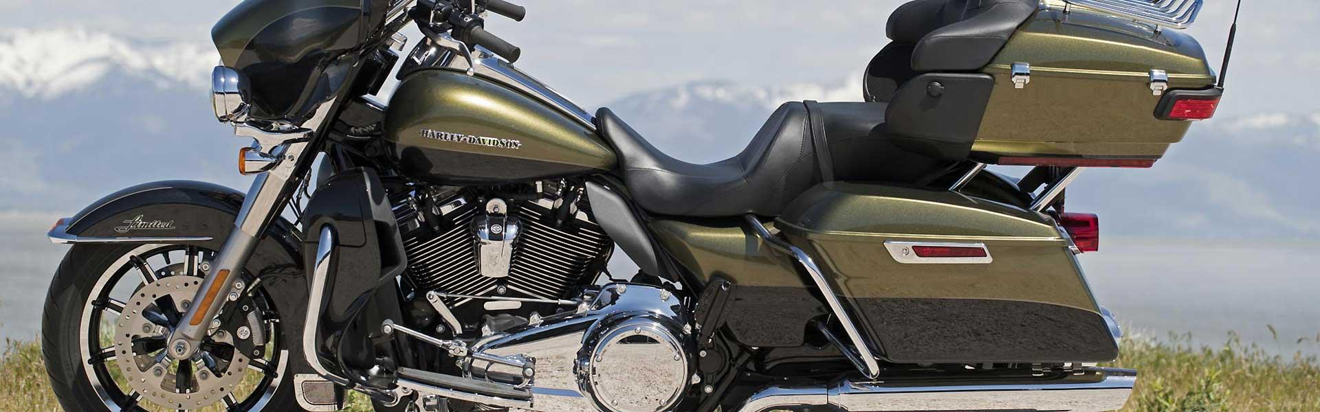 rent a harley davidson motorcycle