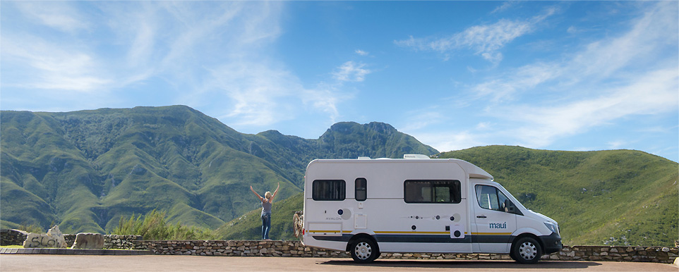 MAUI MOTORHOME RENTALS WITH THE BEST RATES AT 4 SEASONS CAR RENTAL ONLINE